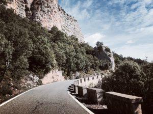 autoreis Pyreneeën Dolf Dekking