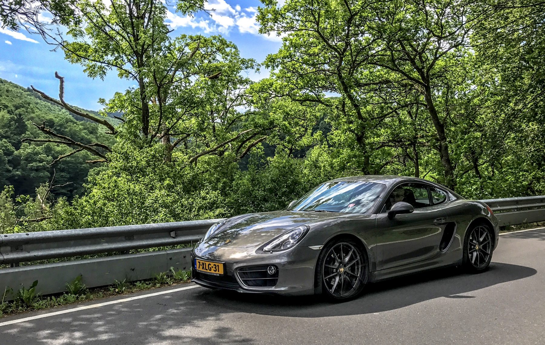 porsche in luxemburg bij autoreis dolf dekking driving events